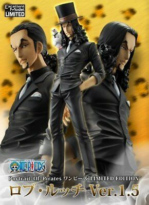 P.O.P. - ONE PIECE: Rob Lucci Ver.1.5 [Limited Edition] by Megahouse