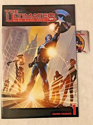The Ultimates Super-Human #1 VF-/VF