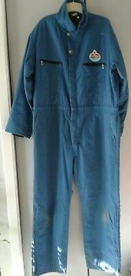 Vintage AMOCO Service Station Attendant's Insulated Uniform by Unitog
