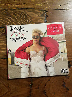 Beautiful Trauma by Pink (CD, Oct-2017, RCA) Brand New *Explicit Content* P!nk