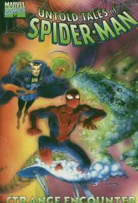 Untold Tales of Spider-Man Strange Encounter #1 in Near Mint condition