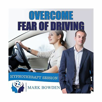 Overcome Fear of Driving Self Hypnosis CD - Hypnotherapy CD to Get the Freedo...