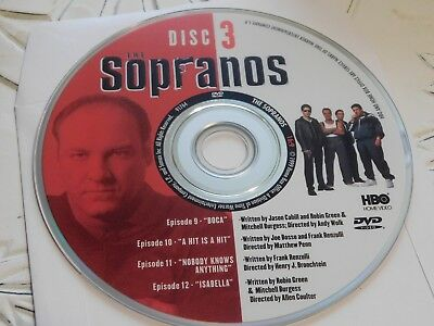 THE SOPRANOS 1ST SEASON Widescreen DVD - $12 74 | PicClick