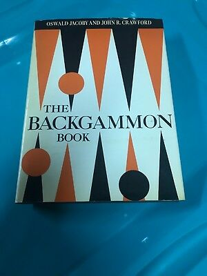 backgammon book by Oswald Jackoby and John Crawford