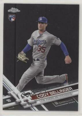 2017 Topps Chrome Update Target Exclusive #HMT99 Cody Bellinger RC Rookie Card