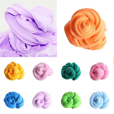 Colorful Modeling Clay Magic Health Safe Children Kids Toys Play DIY Hand Crafts
