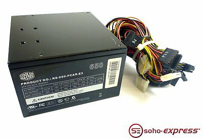 Cooler Master  650W Extreme Plus Atx Desktop Power Supply Psu  Rs-650-Pcar-E3