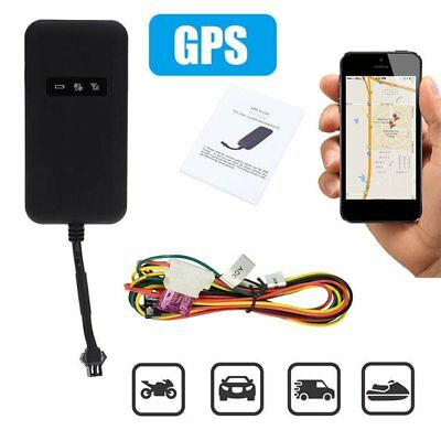 GT02A Car Vehicle Tracker GPS/GSM/GPRS Real Time Tracking Device Locator Auto