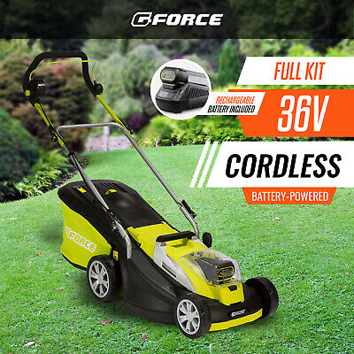 [NEW] GForce 36V Push Mower (Kit)
