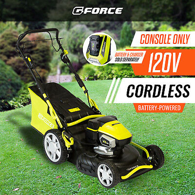 [NEW] GForce 120V Self Propelled Mower