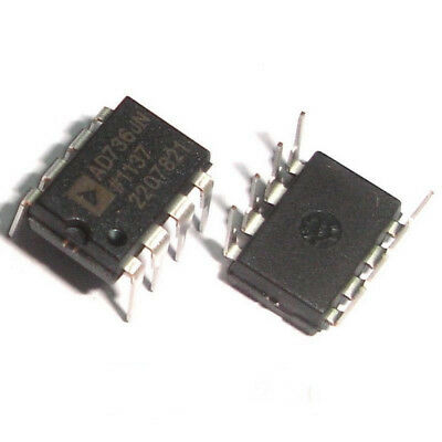 5 PCS AD736JNZ DIP-8 AD736JN AD736 Low Cost, Low Power, True RMS-to-DC Converter