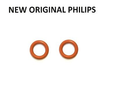 2x OF 7mm Inside 10mm Outside Diameter 7x2 O-ring Seal Ring For Philips Saeco