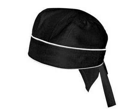Cook's Hat Bandana in Many Colors New