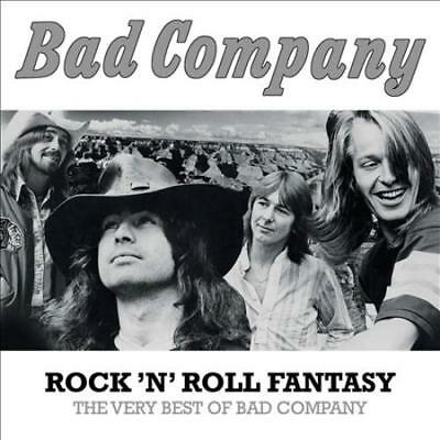 Bad Company - Rock 'n' Roll Fantasy: The Very Best Of Bad Company New Cd