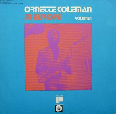 DoLP Ornette Coleman in Europe Vol. I + II (Freedom/Spiegelei)