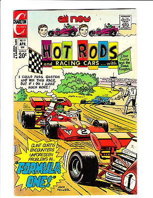 "Hot Rods & Racing Cars  No.119     :1973 :     : ""Formula One!"" :"