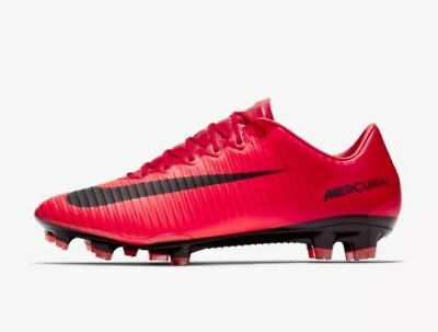 3b5f9631c8ae4d Nike Mercurial Vapor XI FG Soccer Cleat Fire and Ice (831958-616) Red
