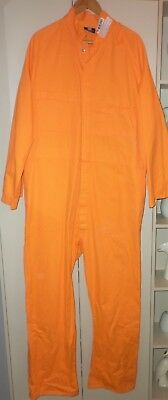 Pair New Zealand Made Overalls Size Large Excellent Condition