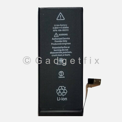 New 1960mAh Li-ion Battery Flex Cable Replacement Parts For Apple iPhone 7