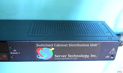 Server Technology Cx-24Vdv454A1 Power Control Unit 240V 24 Outlet New In Box