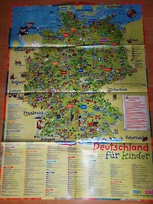 medizini wissens poster deutschland f r kinder din a1 poster haflinger 2006 eur 3 50 picclick de. Black Bedroom Furniture Sets. Home Design Ideas