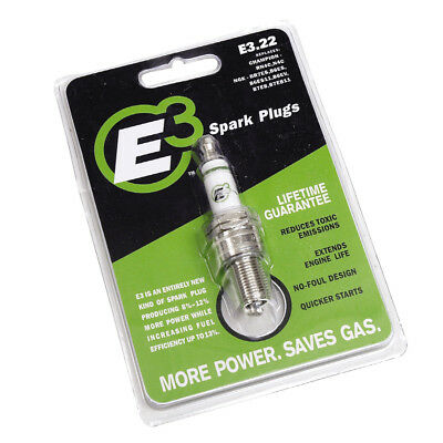 E3 13/16 3/4 5/8-in Spark Plug for 2 & 4 Cycle Engine Automotive Car Tools Plugs