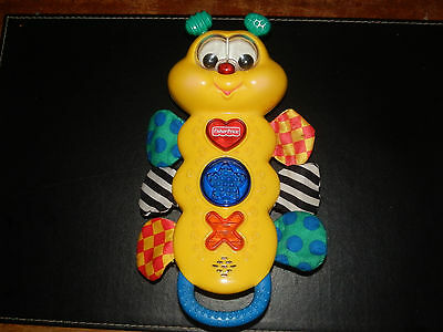 Fisher Price Caterpiller