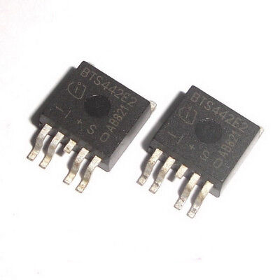 5 Pcs BTS442E2 TO-263 Smart Highside Power Switch IC