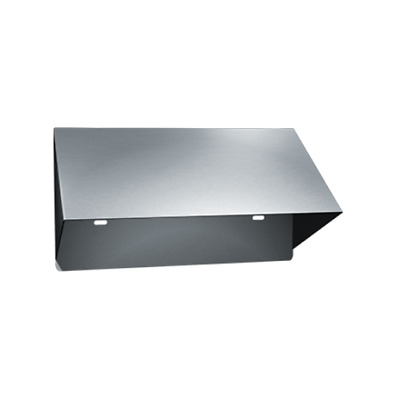 ADA Compliant--ASI 0267 Vandal Resistant Hood For 0264-1 Only