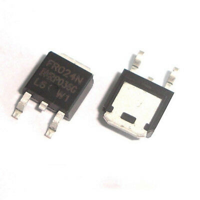 50 Pcs IRFR024N TO-252 IRFR024 FR024N Power Mosfet