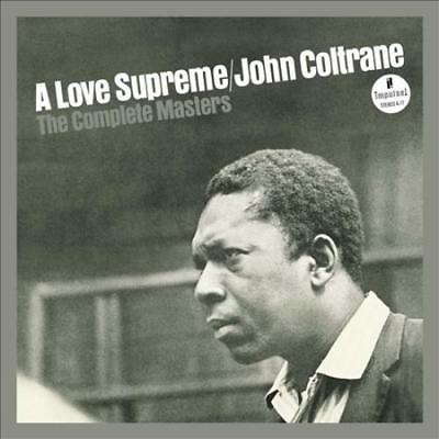 John Coltrane - A Love Supreme: The Complete Masters [Digipak] New Cd