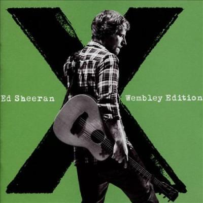 Ed Sheeran - X [Wembley Edition] [Deluxe Edition] New Cd