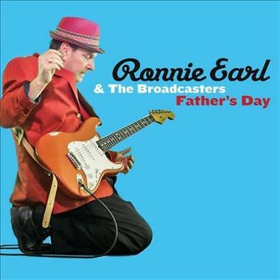 Ronnie Earl/Ronnie Earl & The Broadcasters - Father's Day [Digipak] New Cd