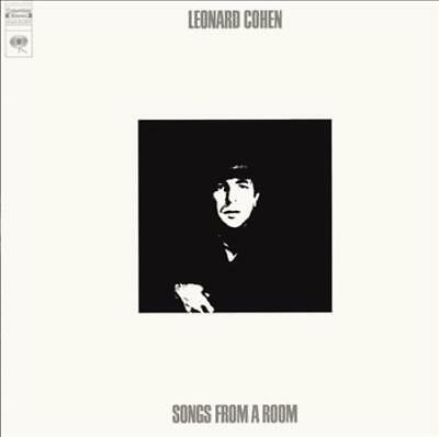 Cohen, Leonard - Songs From A Room New Cd