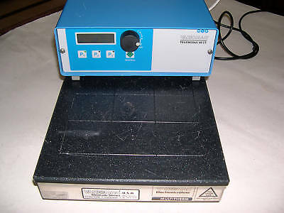 VARIOMAG STIRRER, HOT PLATE, 15 Positions, With TELEMODUL Temp. Controller