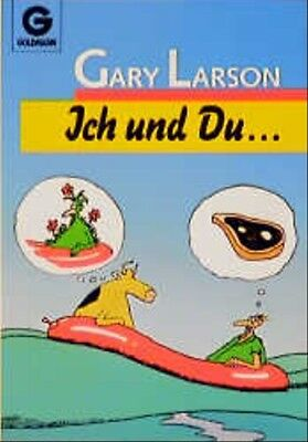 Ich und du. Far Side Collection. ( Cartoon) - Gary Larson