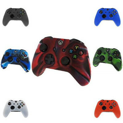 Grab Silicone Skin Gel Protector Case Cover For Microsoft's Xbox One Controller