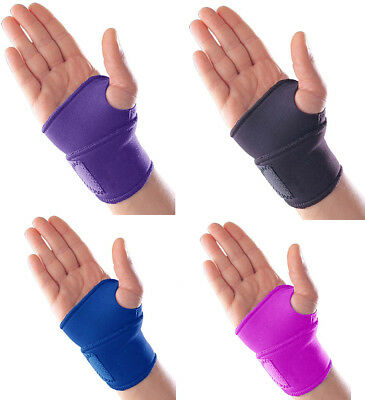 Neoprene Thumb Wrist Palm Hand Support Brace Carpal Tunnel Splint Sprain