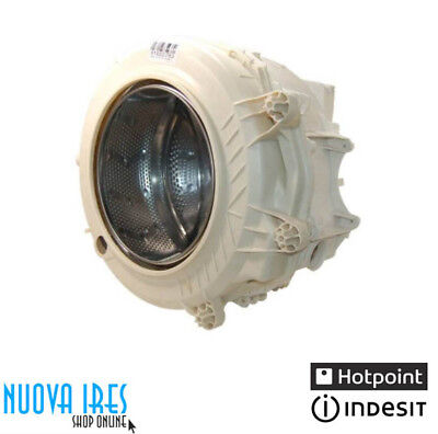 Vasca Cestello Lavatrice Ariston Indesit C00268108 62Lt Originale 482000030875