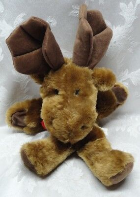 New Sergeants Crazy Paws Squeaks Puppet Dog Toy Reindeer Christmas Pet Holiday
