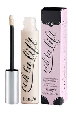 Benefit Ooh La Lift Instant Under Eye Brightening Boost - 7g/0.25oz new in box