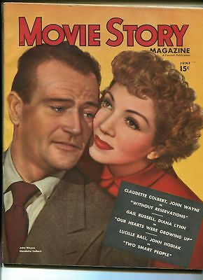 Movie Story 6/1946-Fawcett-Basil Rathbone-Raymond Chandler-Blue Dahlia-VF