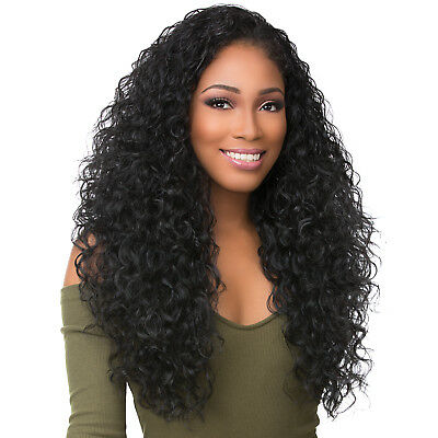 Sensationnel Instant Weave Boutique Bundle Synthetic Half Wig - Deep