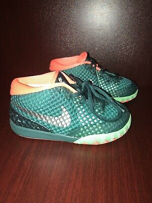 timeless design 304c7 a3164 NIKE KYRIE 1 Flytrap shoes( Youth Size 7C)Venus Flytrap Emerald Green Silver