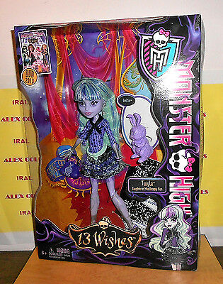 2012 Monster High - 13 Wishes - Twyla
