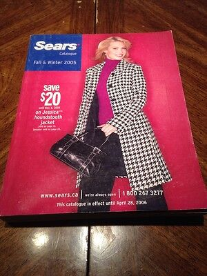 2005 Sears Fall And Winter Catalog