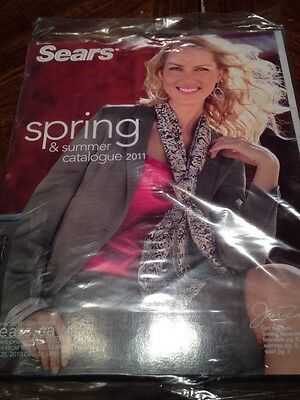 2011 Sears Spring And Summer Catalog