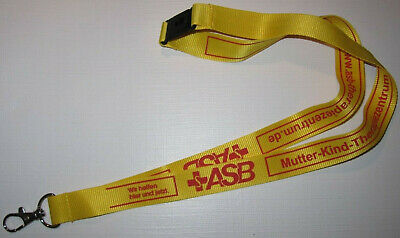 ASB Mutter-Kind Therapiezentrum Schlüsselband Lanyard NEU (A25)