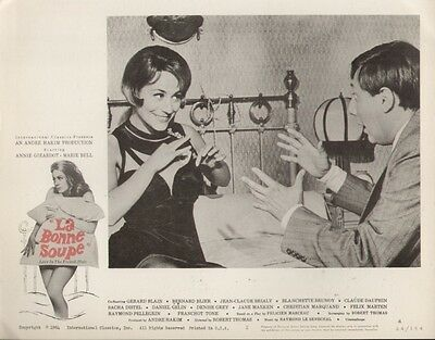 Love in the French Style 11x14 Lobby Card #2