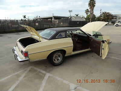 1976 Ford Torino  1976 Ford Gran Torino Excellent Condition No Rust CA Car